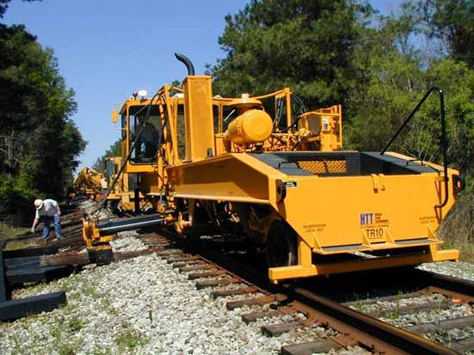 Railroad Contractor - Southern National Track