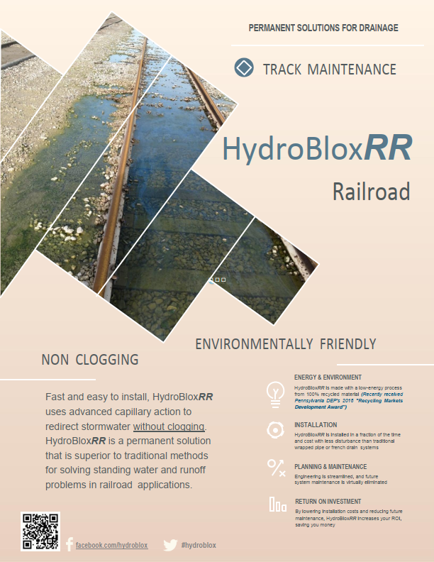 HydroBlox brochure page 1